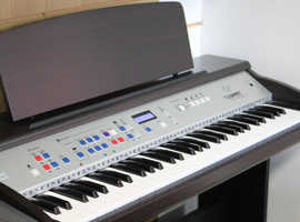 NOW £500 ONO REDUCED FROM £1699/£999/£550 Virtual Orchestra EZ1 Organ Selling due to illness (SMOKE FREE HOME)