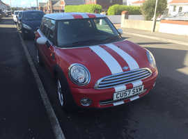 Mini MINI, 2007 (57) Red Hatchback, Manual Petrol, 78,000 miles