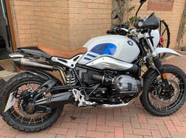 GREAT SPEC BIKE - BMWR NINET URBAN G S