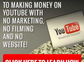 Discover How To Generate A Regular Income Direct From YouTube Without Creating Any Of Your Own Videos!