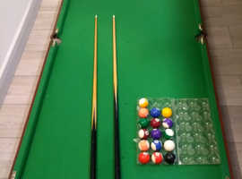 Snooker or Pool table top  6ft x 3ft