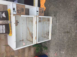 I have two budgie breeding boxes for sale