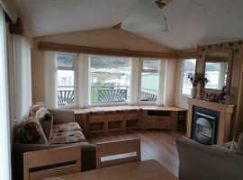 2 Bedroom dg/ch caravan for sale