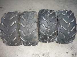 Used Quad Tyres