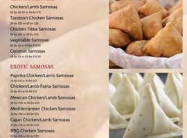Fresh High Quality Samosas on Sale