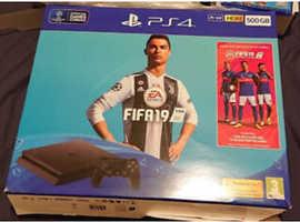 PS4 Console Fifa 2019