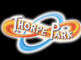 Thorpe Park E-Tickets x 2 THIS SATURDAY 22nd June