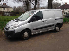 CITROEN DISPATCH 2L HDi 6 SPEED, 2008 REG, LONG MOT, NEW CAMBELT, ONLY ONE OWNER FROM NEW