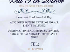 Old Pin Diner Catering Service