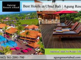 Best Hotels in Ubud Bali | Agung Resort