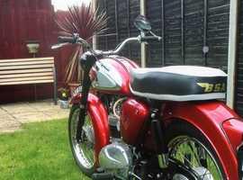 classic motorbike c15