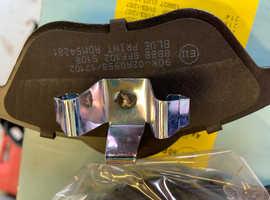 2 new brake pads