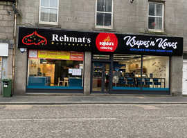 Order online food delivery aberdeen open now | Rehmat's