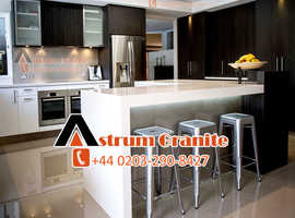 Buy Quartz Kitchen Worktops at Best Price in London - Astrumgranite