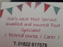 Foot care specialist