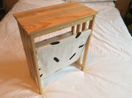 Storage file coffee table