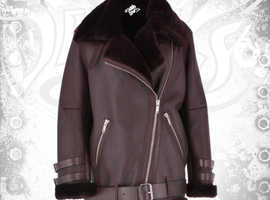 Bomber Leather Jackets for Women