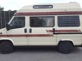 TALBOT EXPRESS CAMPERVAN/MOTORHOME FOR SALE/LOW MILES AND FULL MOT