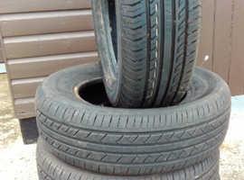 Tyres x 4 205 /70R15