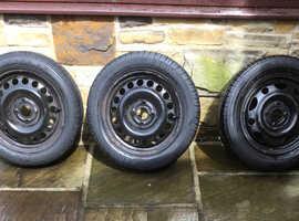 Pirelli, Michelin, Corsa tyres for sale 5-6mm