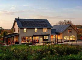Solar panel installers Truro