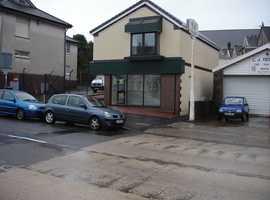 Morriston - Office to rent, near Morriston Cross, Swansea. Excellent position