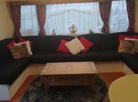 Trecco bay Porthcawl caravan for rent