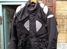 Large motorbike jacket