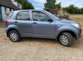 Daihatsu Terios, 2007 (07) Grey Hatchback, Manual Petrol, 88,000 miles