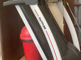 Kettler pacer folding electric treadmill