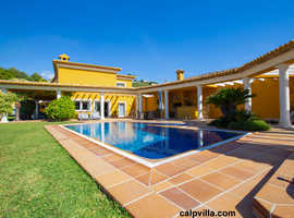 THREE OF THE BEST HOLIDAY VILLAS IN CALPE - COSTA BLANCA SPAIN - Price Direct from owner (no agents)