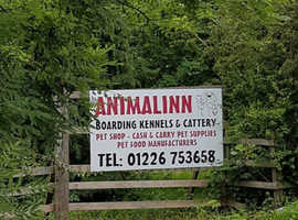 AnimalInn boarding kennels and cattery