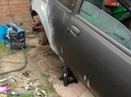 Car Van mobile welding
