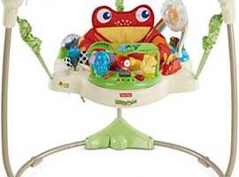 WANTED rainforest jumperoo parts