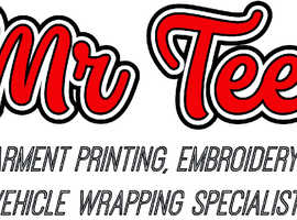 Embroidery & Printing Based in Cardiff