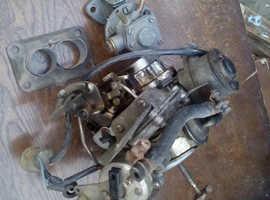 VW Beetle 1600 Carburettor (1970s)