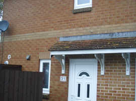 TO RENT - 2 BEDROOMED UNFURNISHED HOUSE