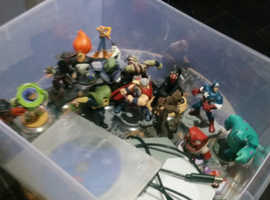 Disney infinity with 17 character's