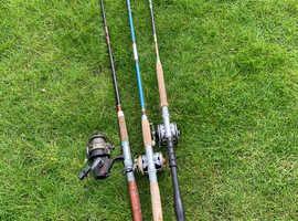 Boat rods