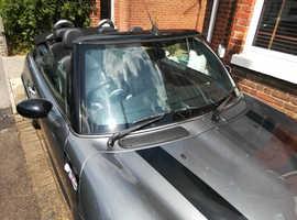 Mini MINI, 2007 (07) Grey Convertible, Manual Petrol, 98,882 miles