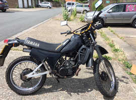 Very rare 1984 Yamaha dt125lc mk1