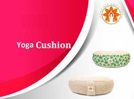 Buy Soft Yoga Cushions Online
