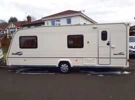 6 Berth Bailey Pageant Series 5 Single Axle