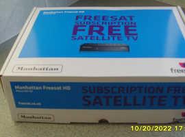 Freesat HD Receiver
