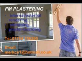 Reasonable priced plaster