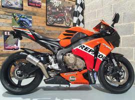 Honda CBR1000RR Fireblade Repsol