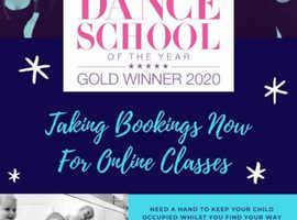 Online Dance Classes With Shine Studios
