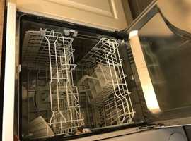 Rarely used dishwasher for sale - Xmas day use only