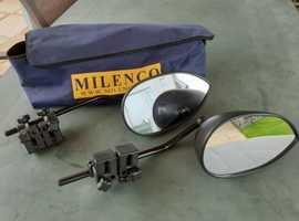 Towing mirrors - Milenco aero 3