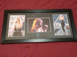 Framed Ellie Goulding photos
